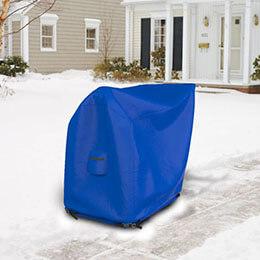 Custom Gas Snowblower Cover