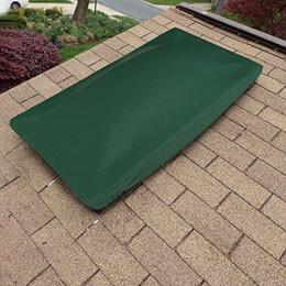 Custom Skylight Covers - Rectangular/Square Dome